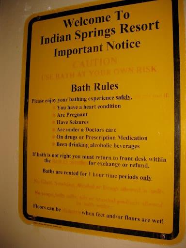 Indian Hot Springs, Idaho Springs