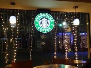 Starbucks, a Russian Coffee House?