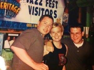 Jazz Fest in New Orleans
