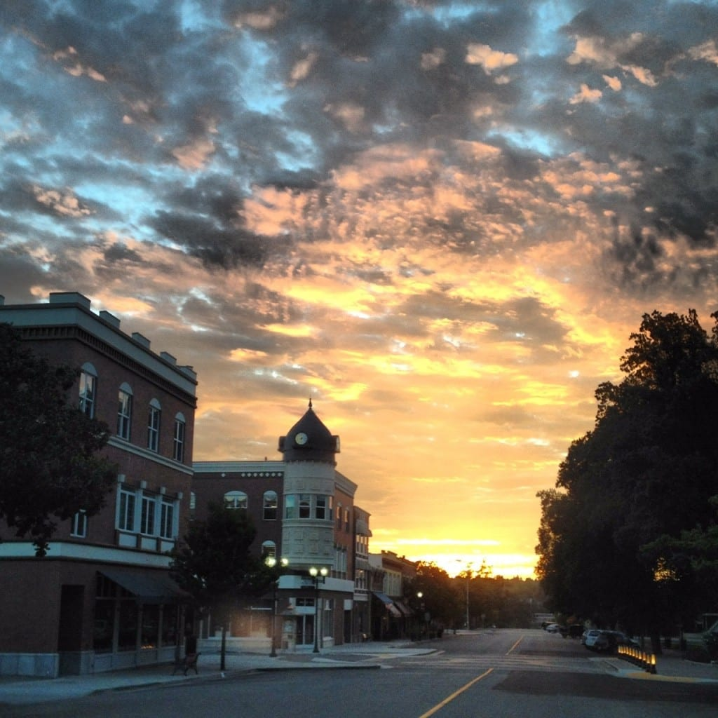 Downtown Paso Robles