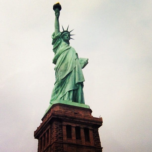 the american flag photo essay celebrating independence day statue of liberty new york city