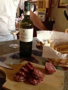 On the Piemonte Wine Trail: Chardonnay