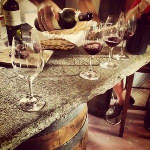 On the Piemonte Wine Trail