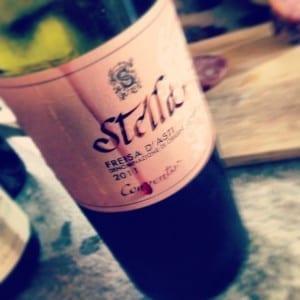 On the Piemonte Wine Trail: Fresia