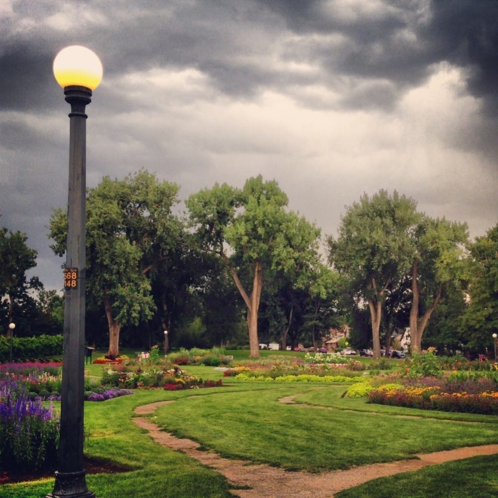washington park denver