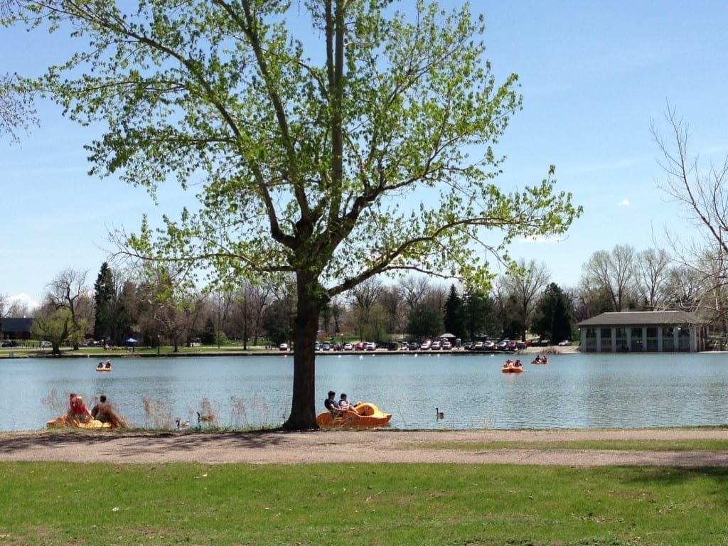 WashingtonPark_Denver boating