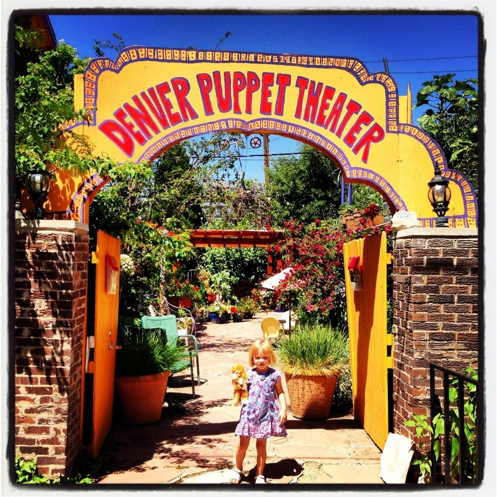 Things To Do With Kids In Denver: Denver Puppet Theater