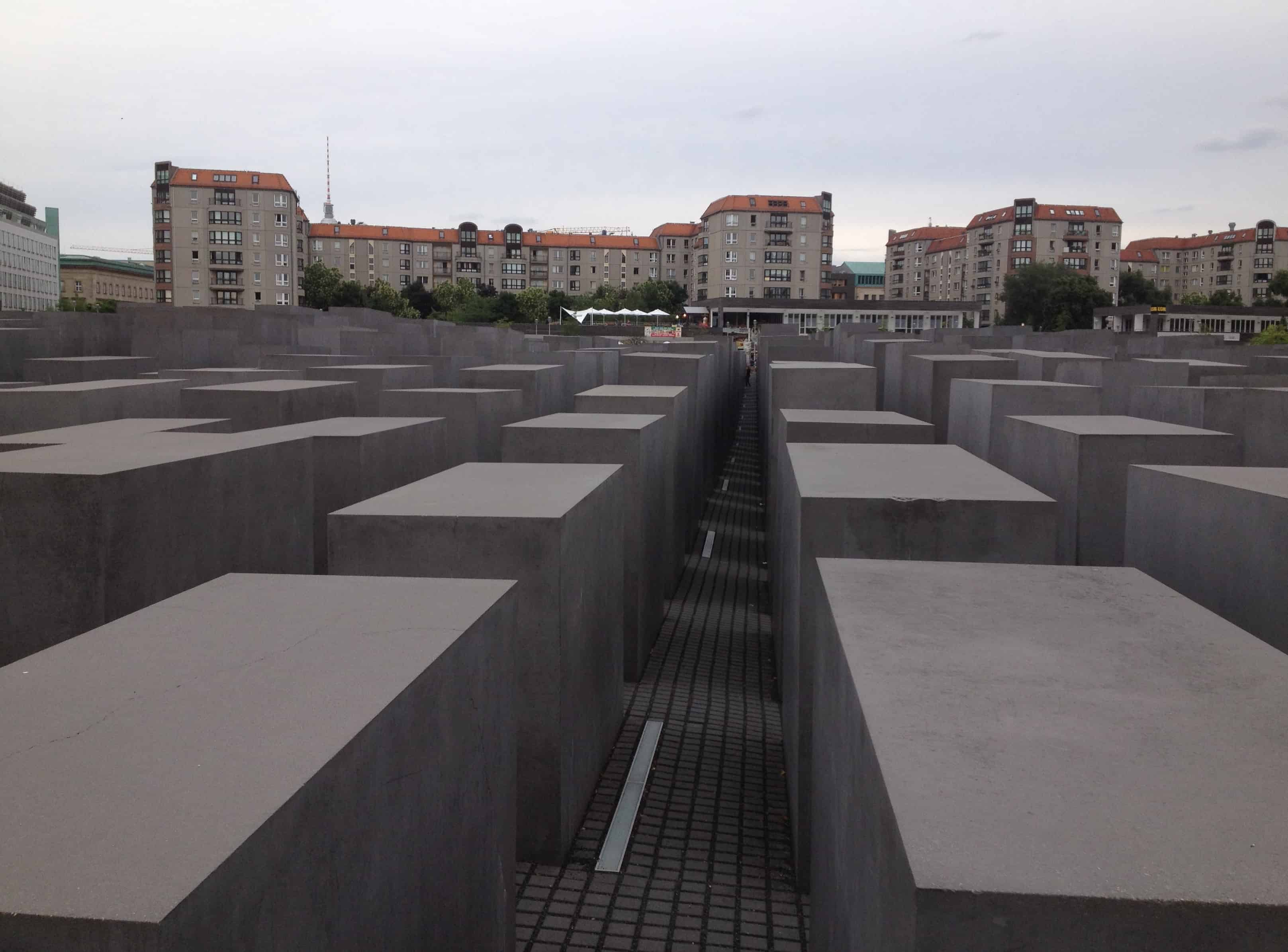 Reasons to Visit Berlin: The Holocaust Memorial is one of the top things to do in Berlin
