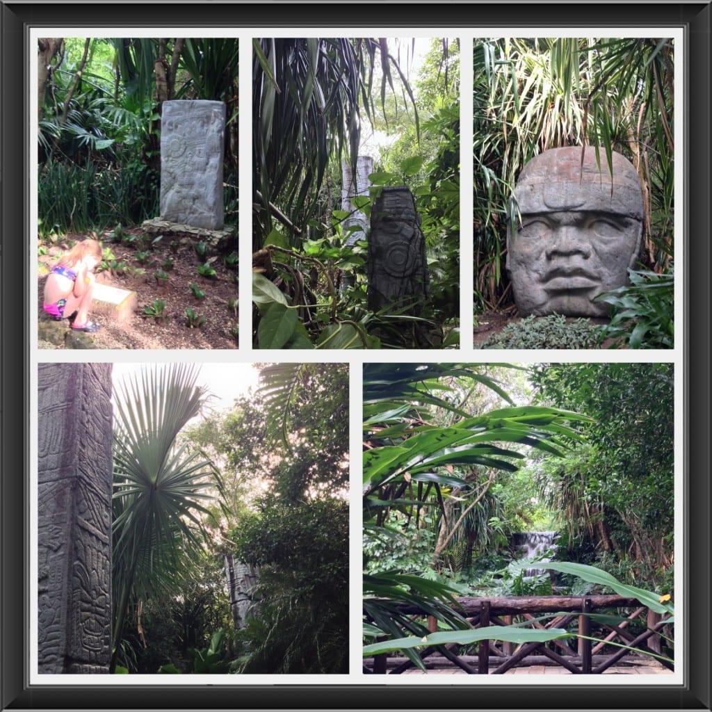Chankanaab Park_mayan_Ruins