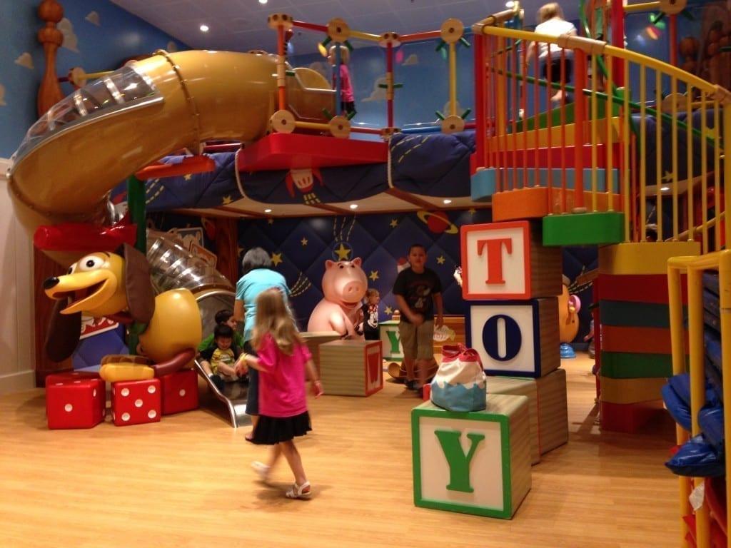 Disney Cruise Kids Club