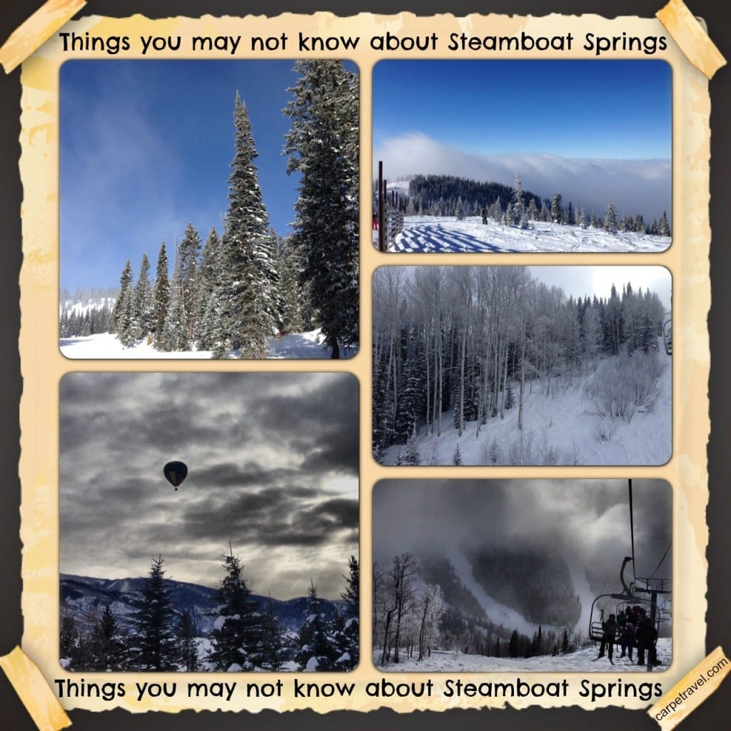 15 Things You May Not Know About Steamboat Springs