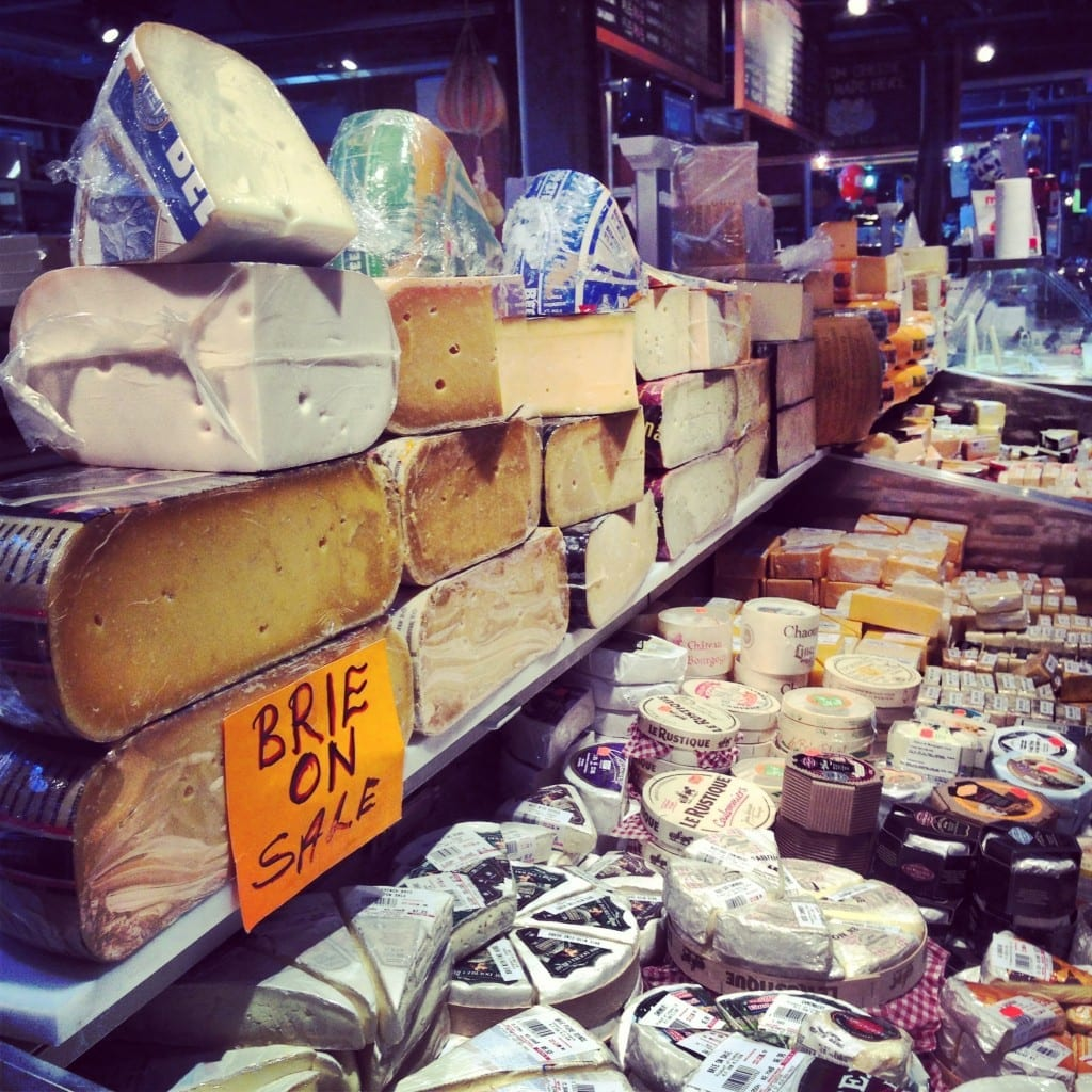 St. Lawrence Market_cheese
