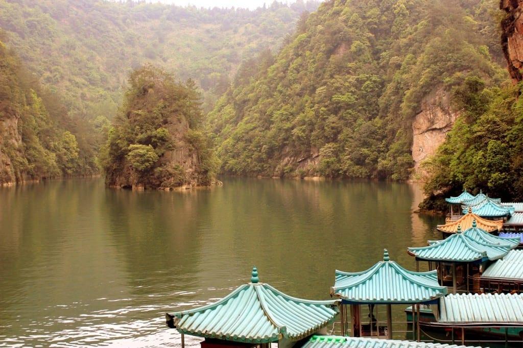 The Hallelujah Floating Mountains, Zhangjiajie, China (17)