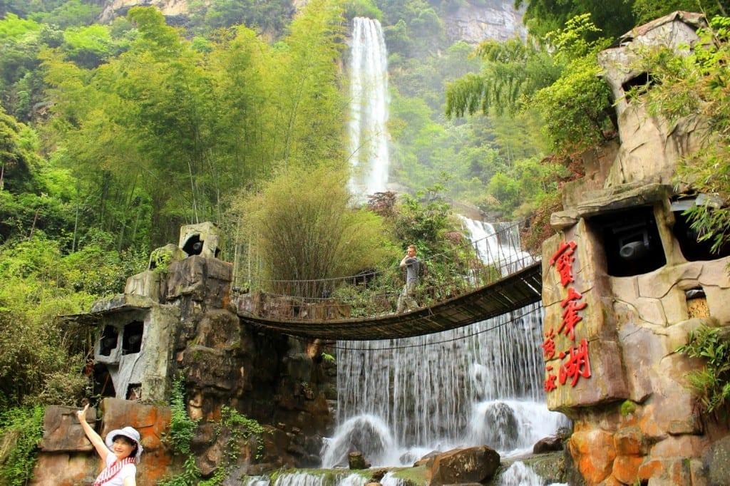 The Hallelujah Floating Mountains, Zhangjiajie, China (19)