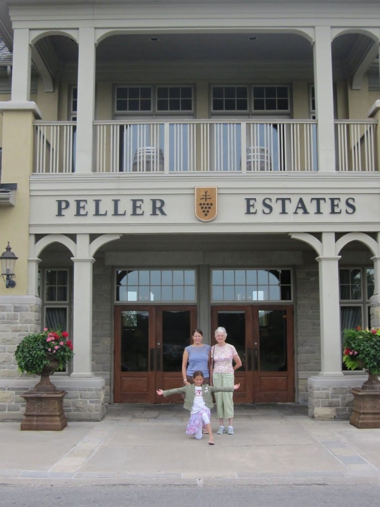 Niagara-on-the-Lake Wineries Peller Estates