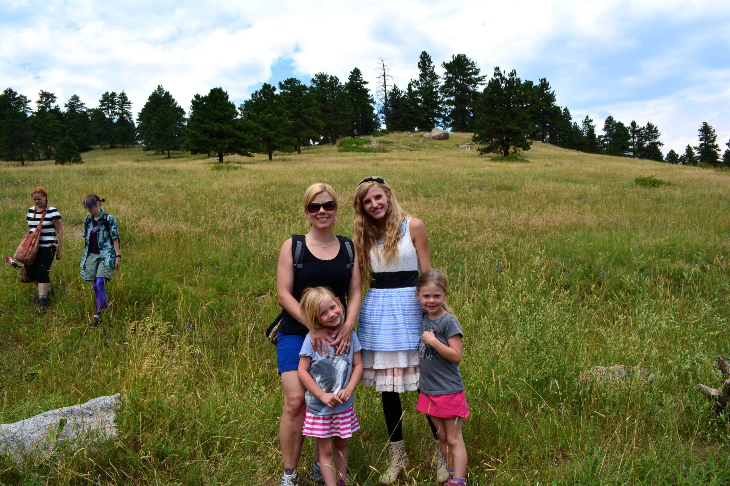 Colorado Theatre Hikes by Arts in the Open at Chautauqua Park Boulder is a great family event that combines the arts with the outdoors.