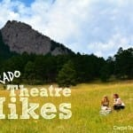 Colorado Theatre-Hikes at Chautauqua Park Boulder