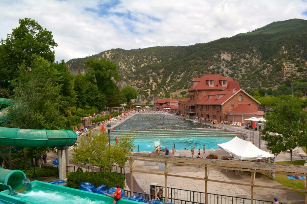 Places to Take Kids in Colorado (before they grow up): Glenwood Hot Springs Pool. Click over for a complete list!