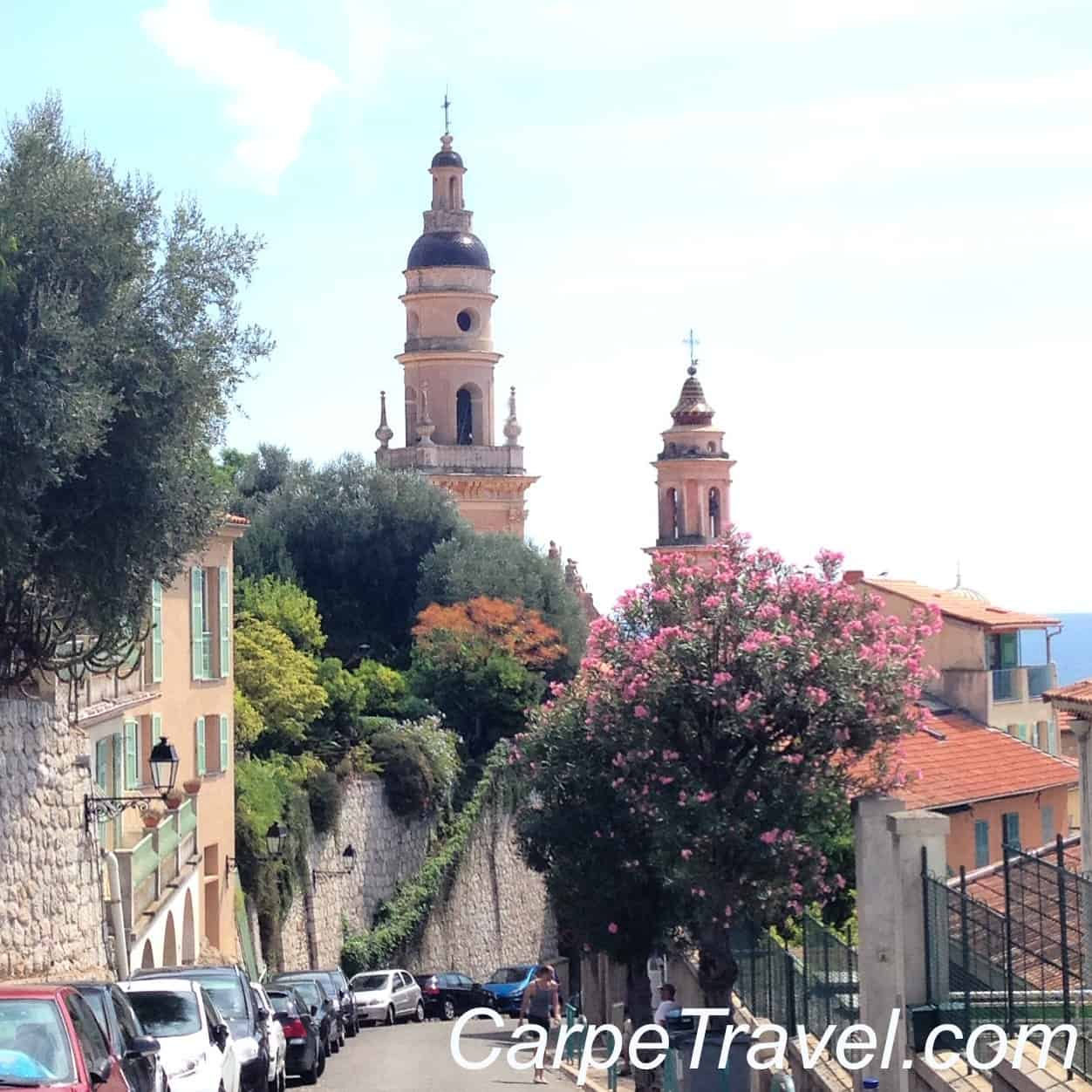 the french riviera a short guide to menton