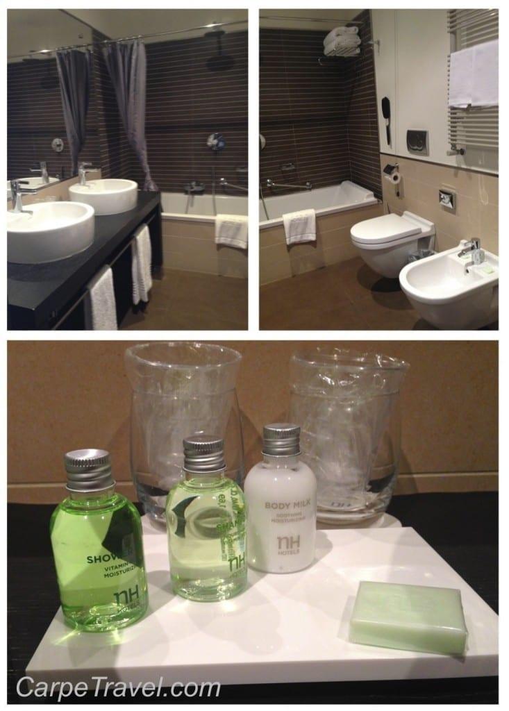 NH Santo Stefano bathroom