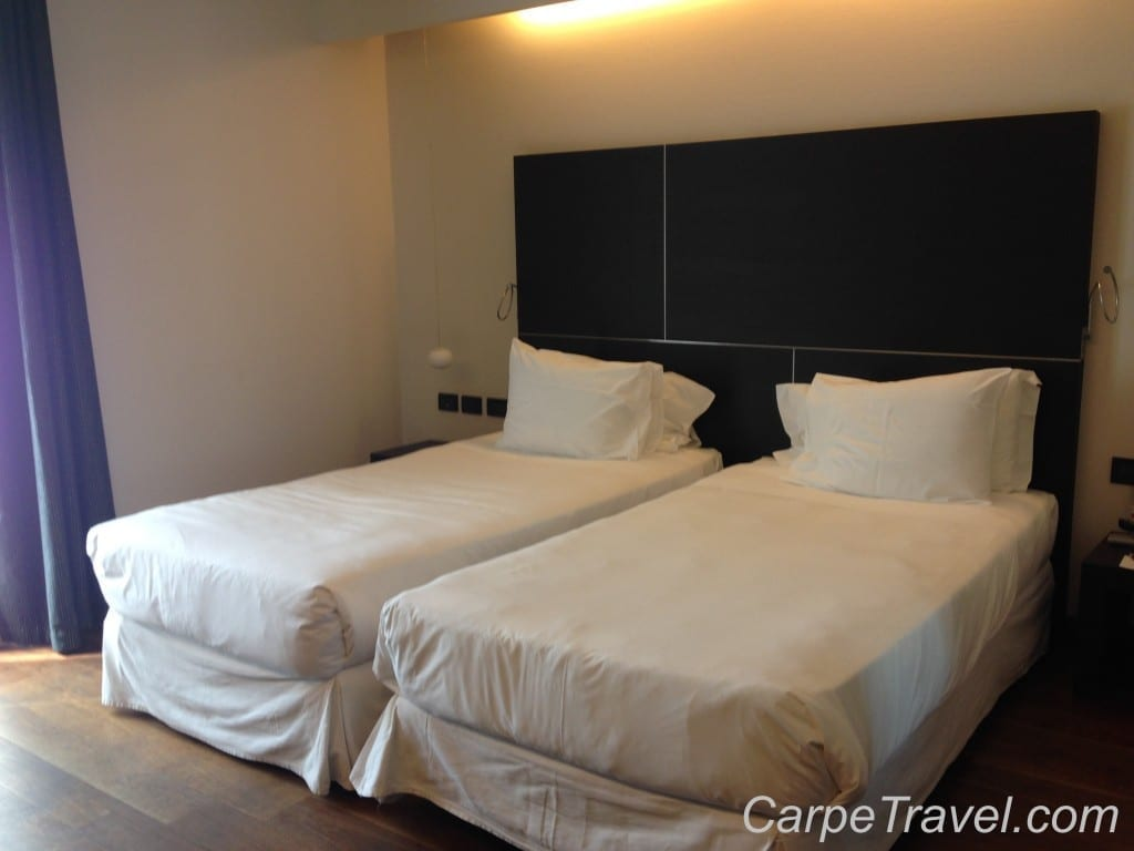 NH Santo Stefano bedroom
