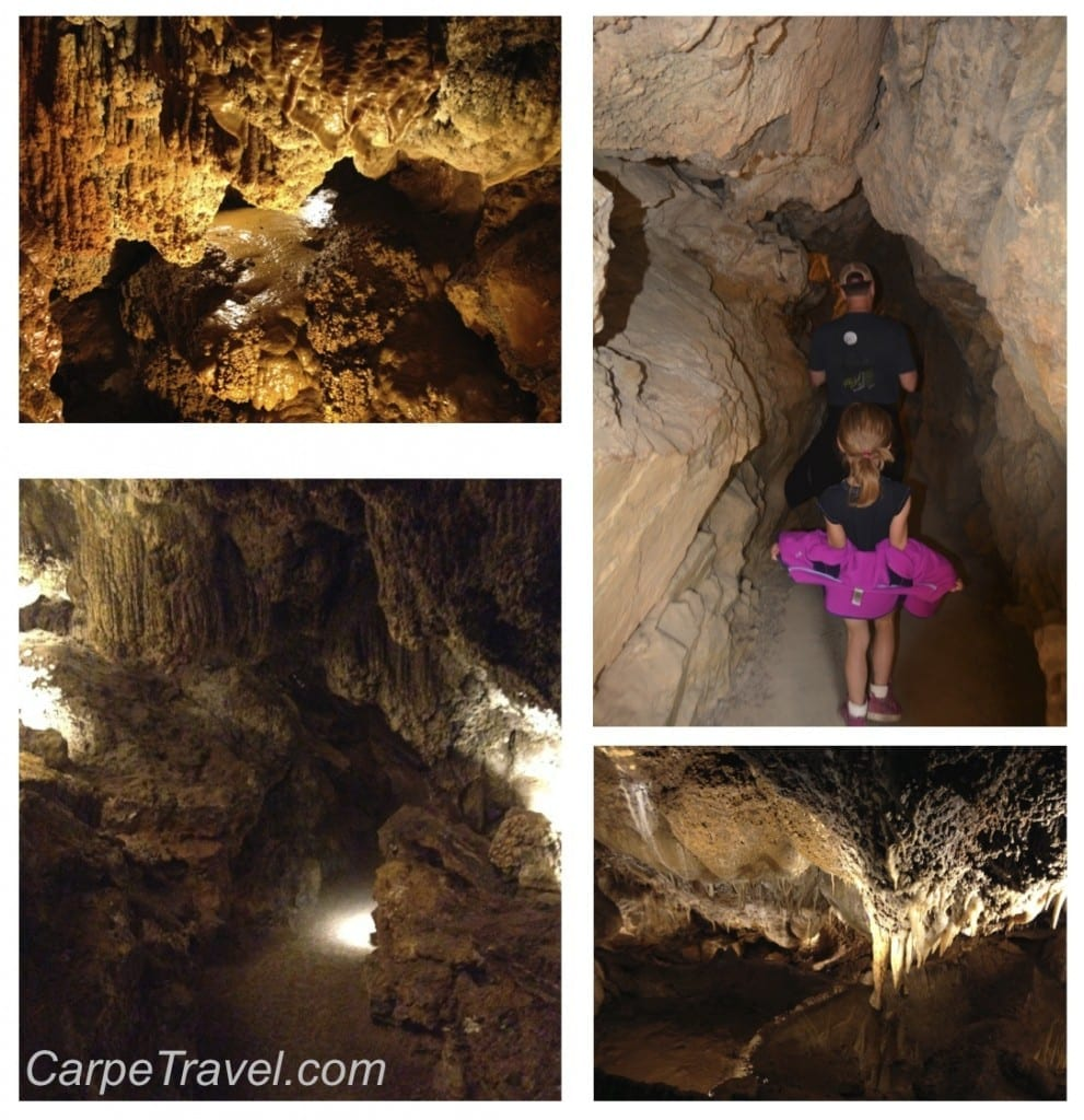 The Historic Fairy Caves in Glenwood Springs