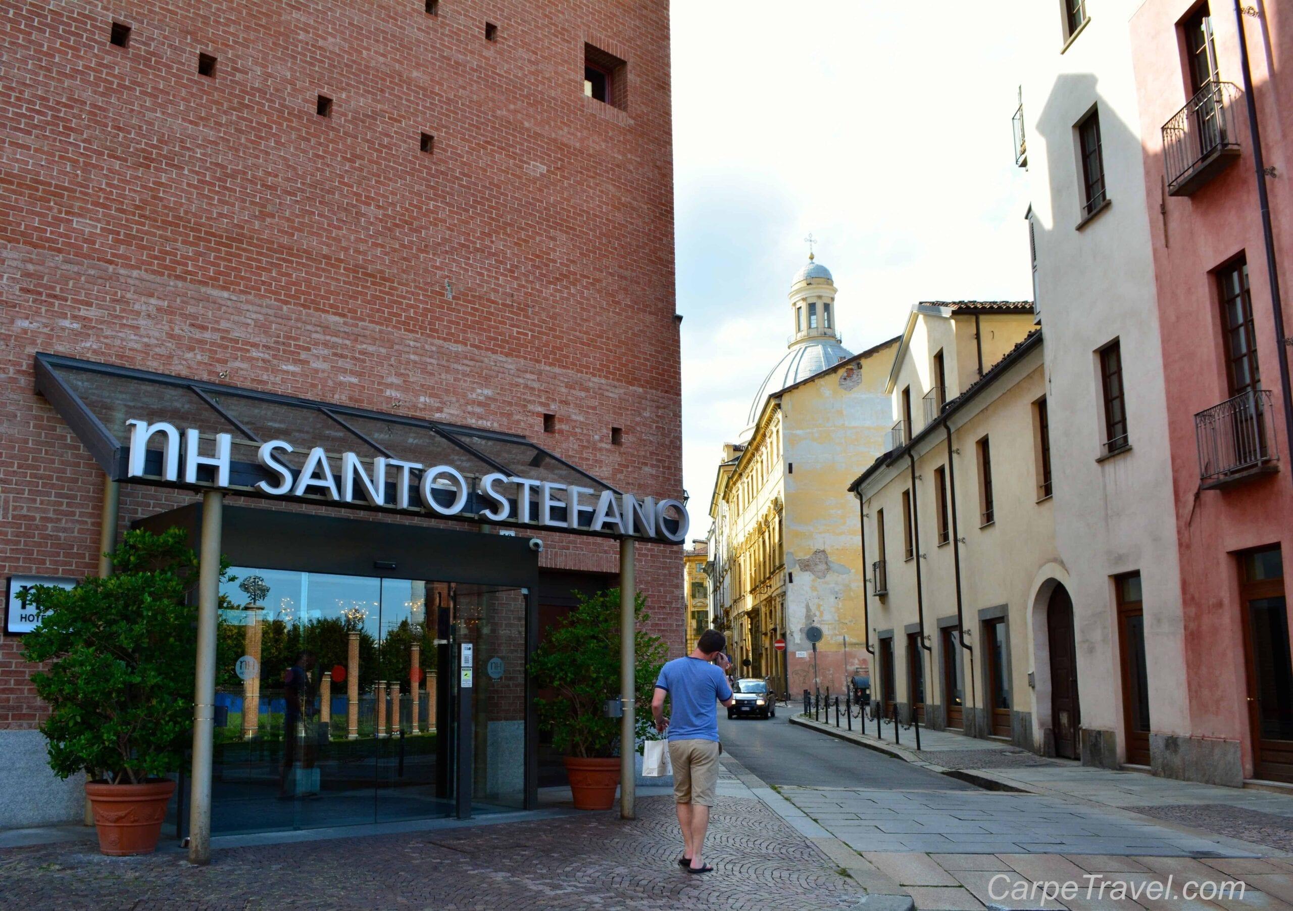 NH Santo Stefano
