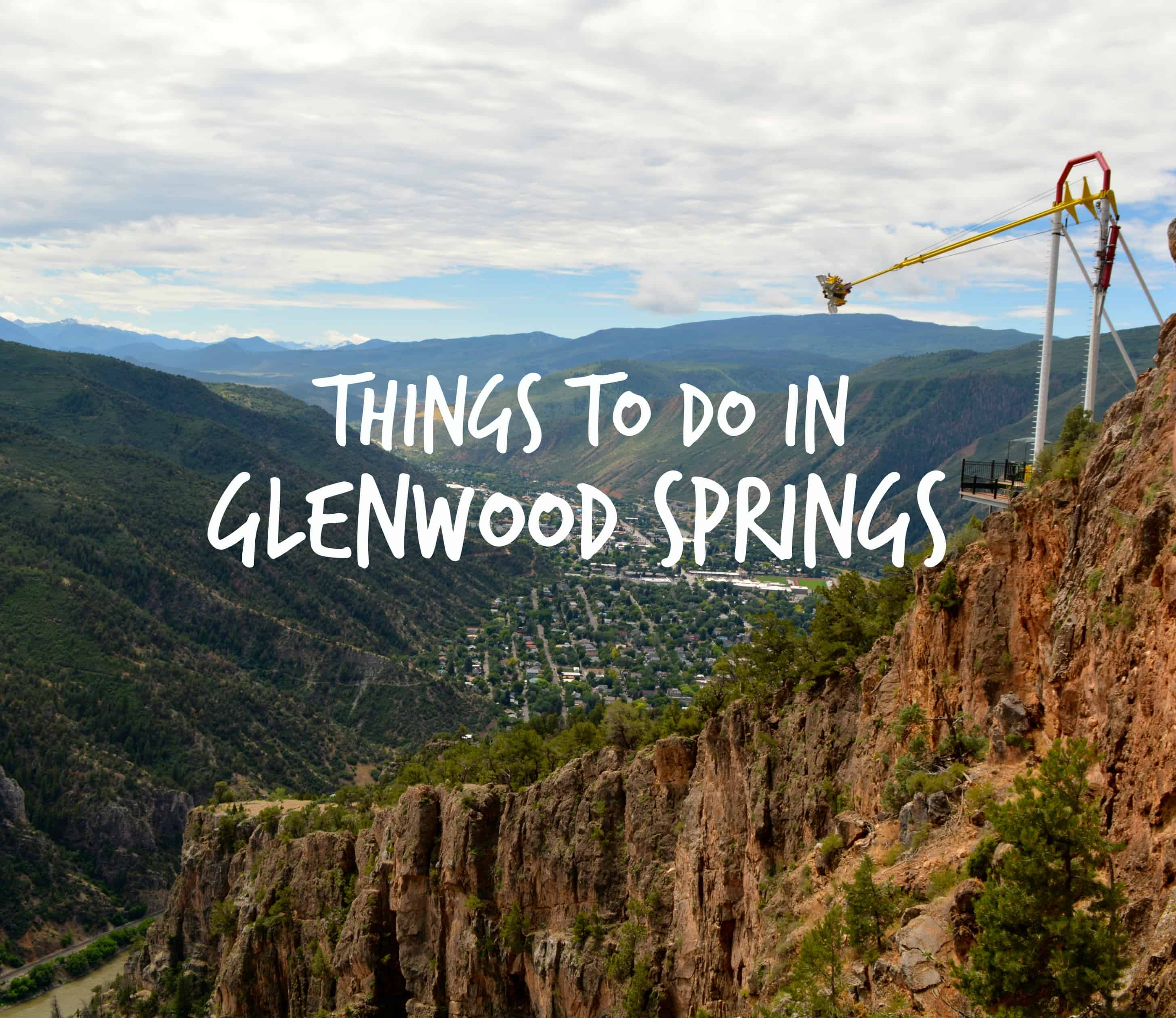 Top three things to do in glenwood springs for Best things to do in nyc with family