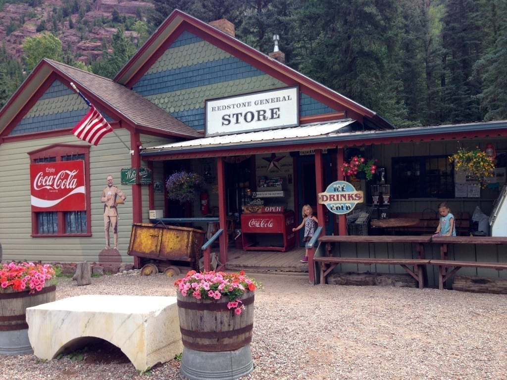 The General Store in Redstone Colorado