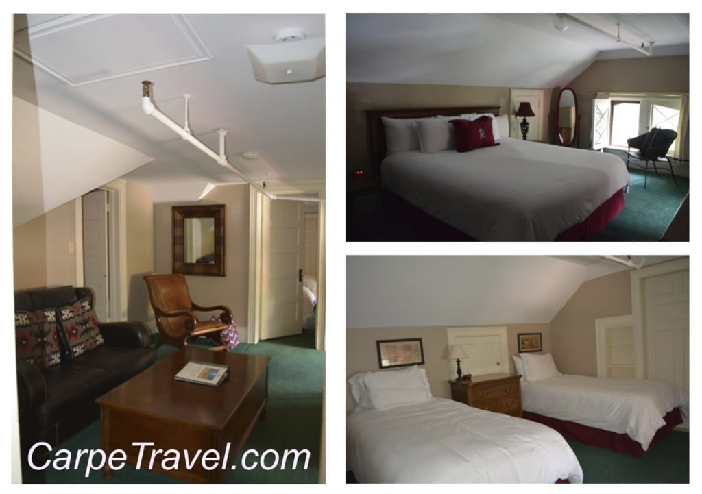redstone inn rooms