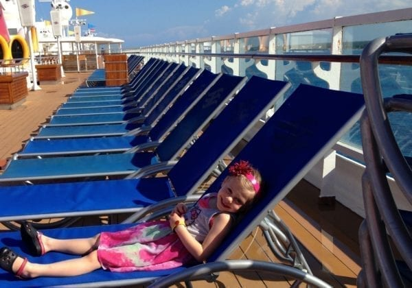 prepare for a cruise with kids