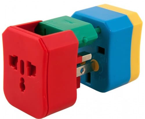 4 in 1 adapter - best gifts for travelers