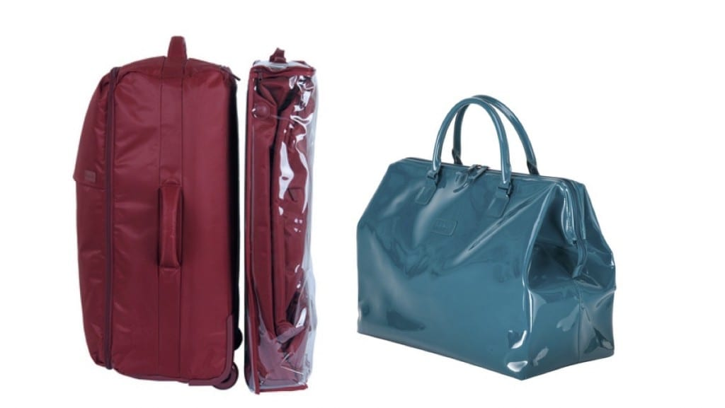 lipault_luggage best gifts for travelers