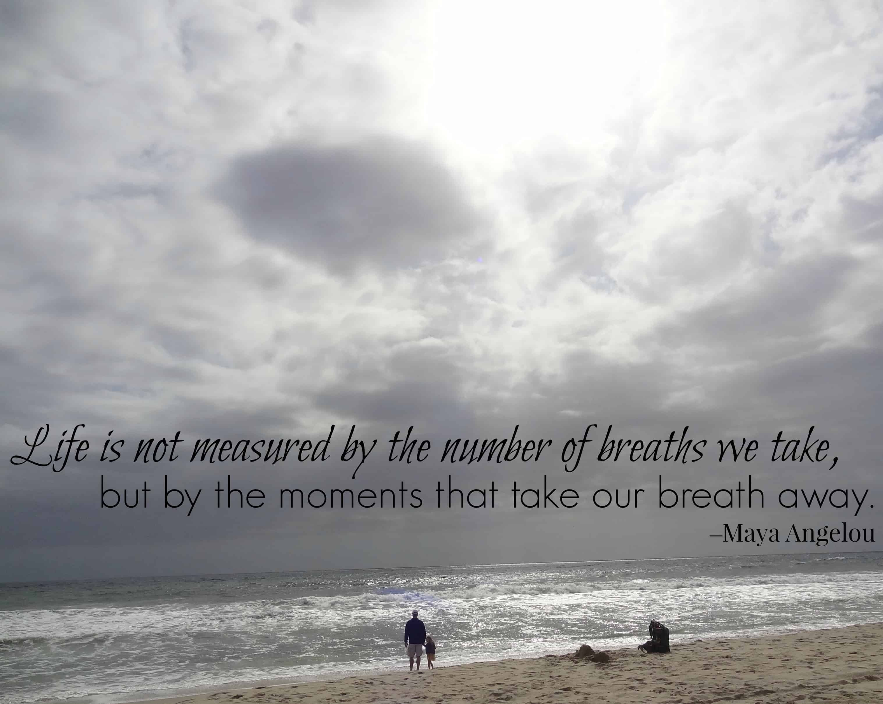 Life Is Not Measured Quote Inspirational Travel Quotes For 2015  One For Each Week Of The Year