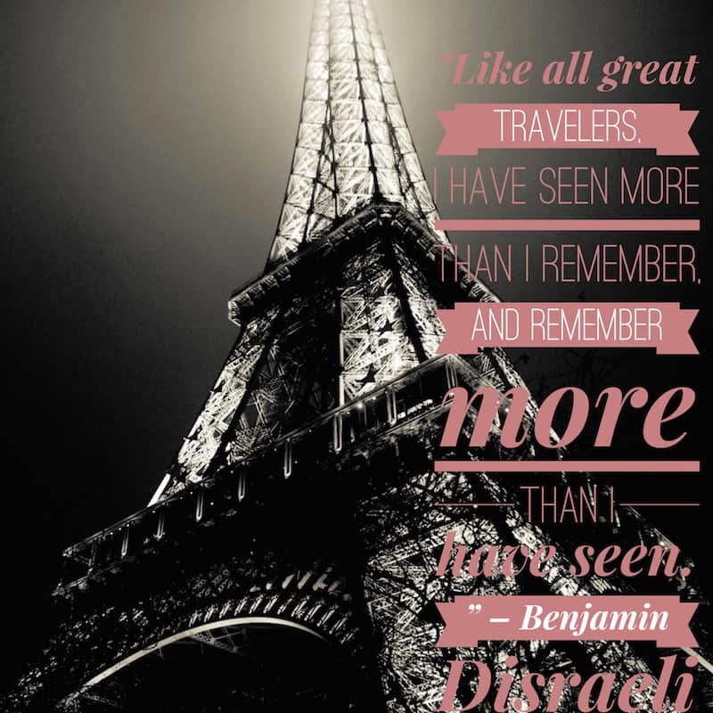 inspriational travel quotes - one for each day of the year!