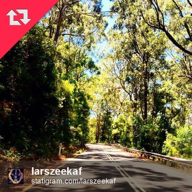 Instagram Inspiration: Road Trips, larszeekaf