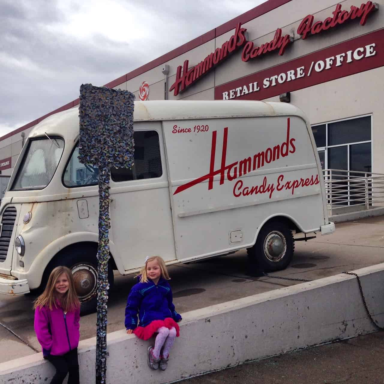hammonds candy tour