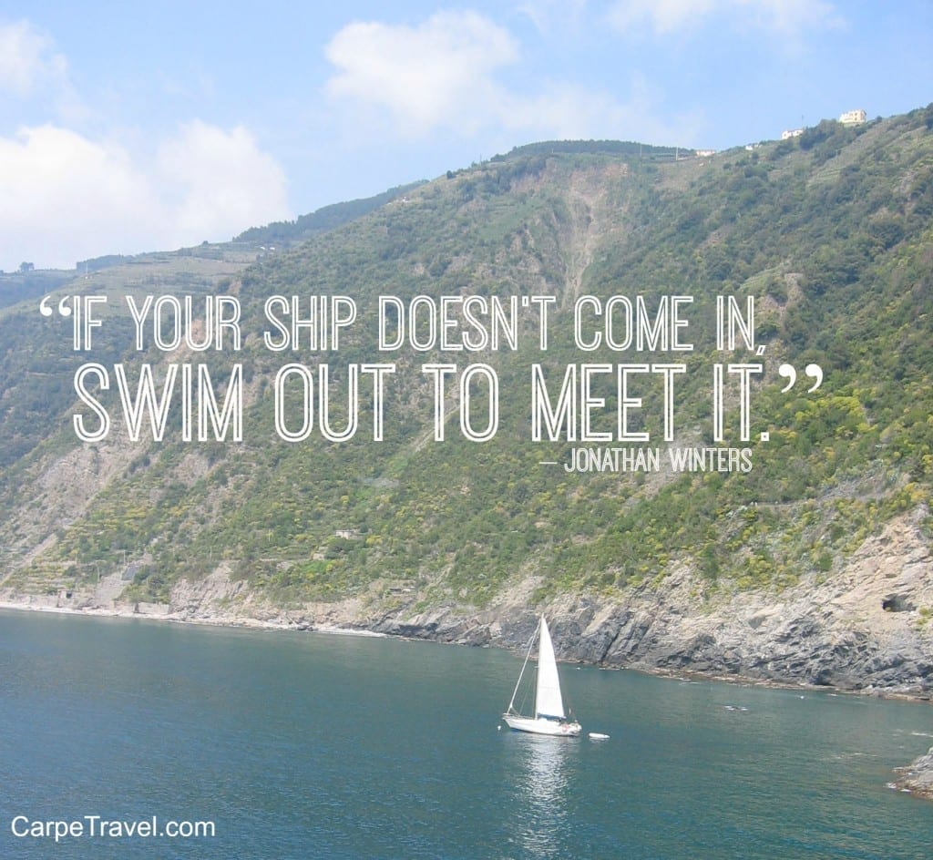 inspriational travel quote