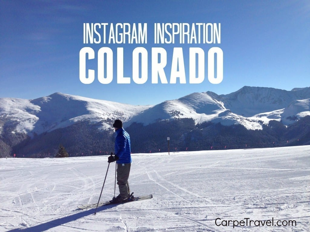 Instagram Inspiration: Colorado Rockies