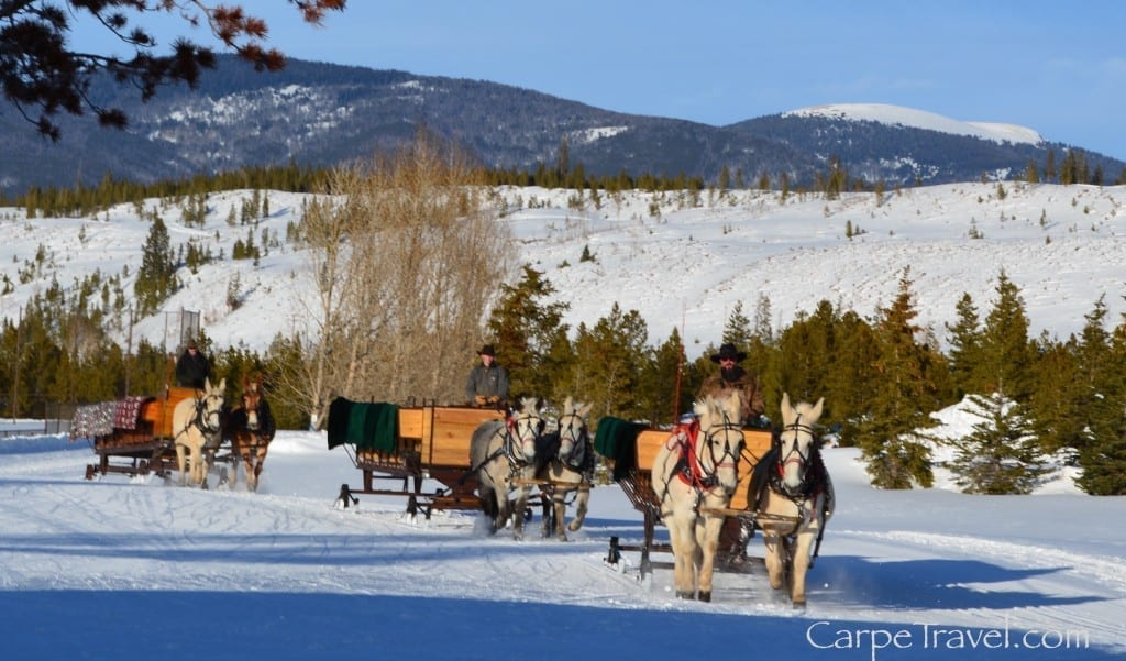 Things to do in Frisco, Colorado: Two Below Zero Dinner Sleigh Ride