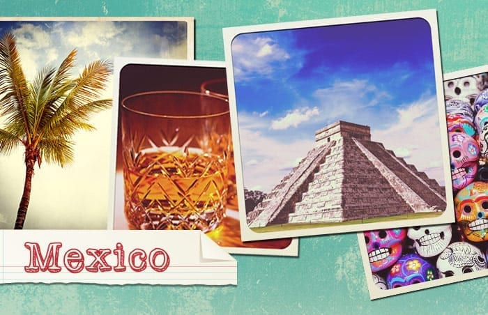 Drinks from around the world: Separate yourself from the usual Tequila shot-downing tourists in Mexico, and sip 100 percent blue agave Tequila elegantly from a crystal glass with the local connoisseurs.