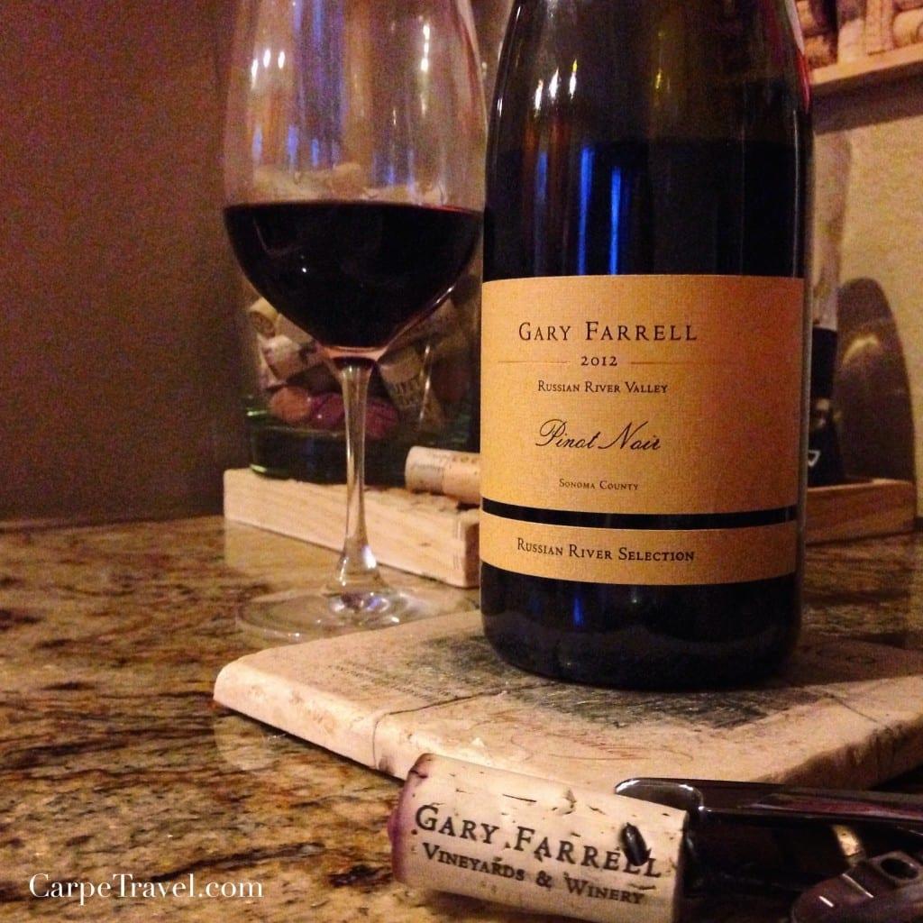 Gary Farrell Winery Pinot Noir