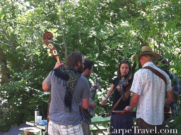 Top 10 Summer Activities in Telluride - Bluegrass Festival