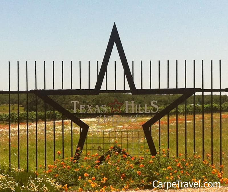 Texas Hill Country Wineries not to miss: Texas Hills Vineyard Click through for a full guide on planning your wine tasting experience in the Texas Hill County.
