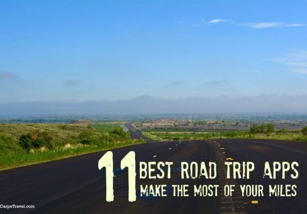 11 of the best road trip apps to make the most of your miles...and space on your phone