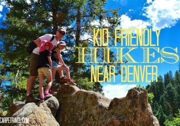 Kid Friendly Hikes Near Denver