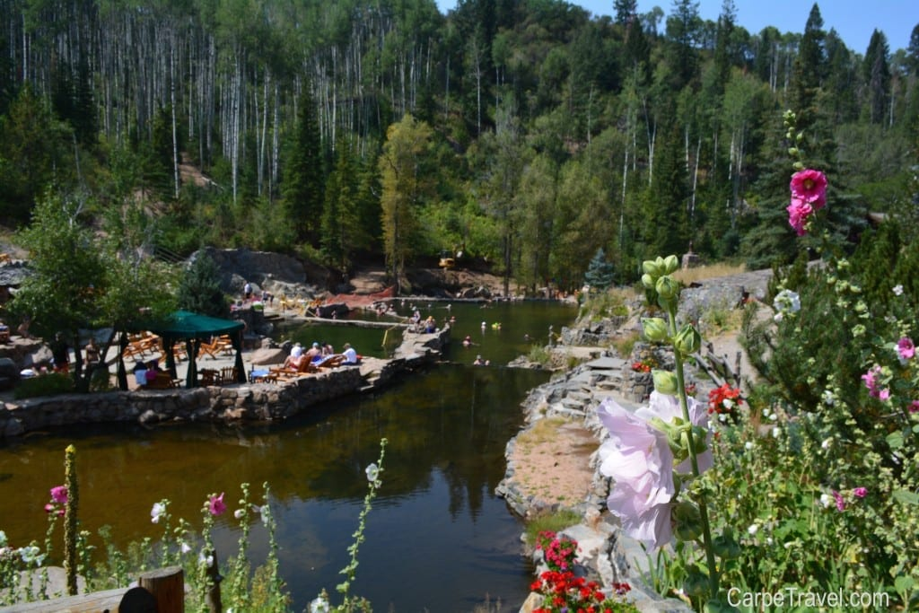 Places to Take Kids in Colorado (before they grow up): Strawberry Park Hot Springs. Click over for a complete list!