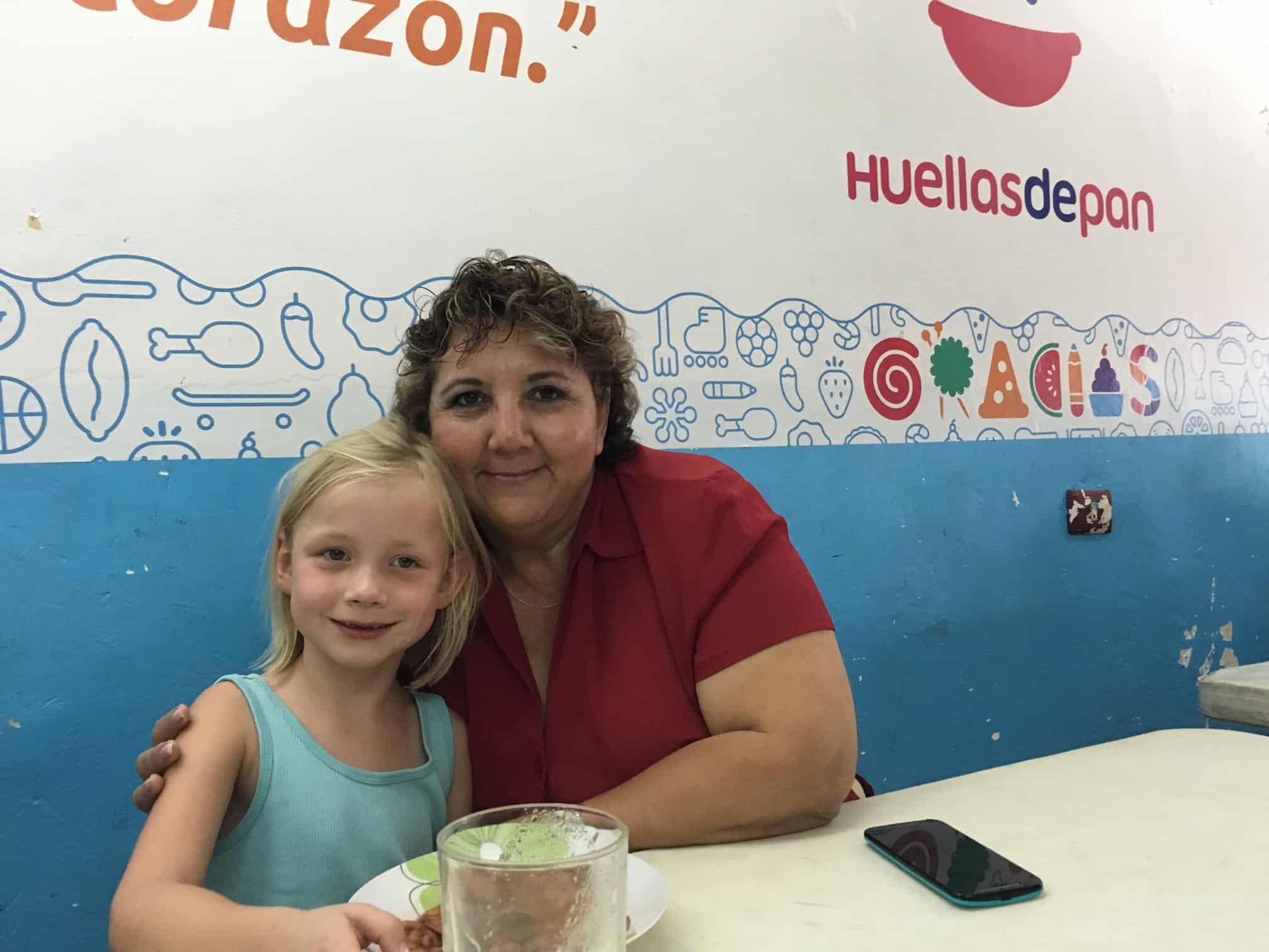 Huellas de Pan in Cancun Mexico