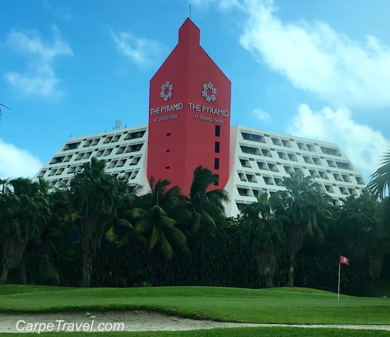 The Pyramid at Grand Oasis in Cancun gives back to the local community through a partnership with Huellas de Pan