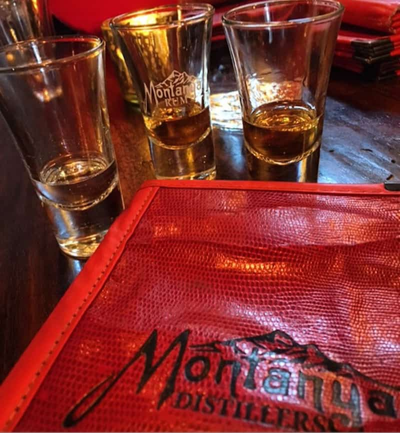 "If you're visiting Crested Butte, make sure to stop into Montanya Distillers for a free rum tasting. Their rum has been named the ""Worlds Best Rum""."
